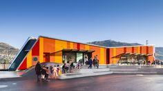 Ny Krohnborg School / Arkitektgruppen Cubus AS + Rambøll Norge