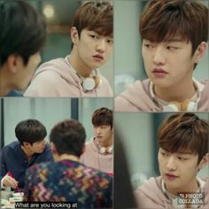When you know it's all your friend's fault  #ShinWonHo as Tae-Ho #The Legend Of The Blue Sea
