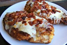 Bacon Crusted Parmesan Chicken Easy And Delicious