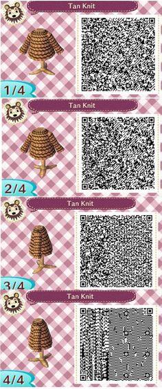 Animal Crossing New Leaf QR Codes