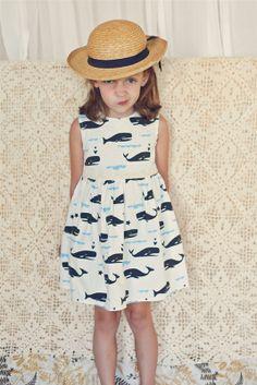 Whale Dress