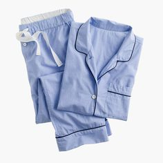 Shop the Vintage Short-Sleeve Pajama Set at JCrew.com and see our entire selection of Women's Pajamas & Sleepwear.