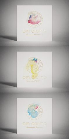Logotype organique yoga massage Florals, Massage, Place Cards, Creations, Place Card Holders, Branding, Wellness, Colours, Yoga