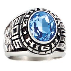 Boys' Medalist class ring by ArtCarved