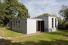 Steel House by Georg Muche and Richard Paulick (1926–27) : Bauhaus Buildings in Dessau : Stiftung Bauhaus Dessau / Bauhaus Dessau Foundation