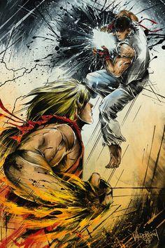 Duelo de Titans