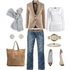 Cute and Casual Fall :)