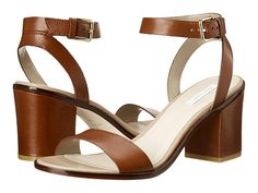 Cole Haan Cambon Mid Sandal Sequoia - Zappos.com Free Shipping BOTH Ways