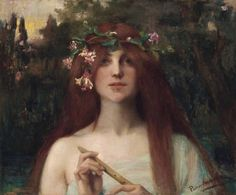 Blanche Paymal-Amouroux (1860-1910) Nymph, 1899
