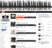 """Word is """"The Next SoundCloud"""" will be simpler, faster, and more social. http://goo.gl/E7APK"""