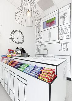 The Candy Store, Melbourne, Australia