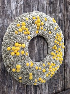 Spring Wreath Summer Wreath Mothers Day by CadeauDeLaNature