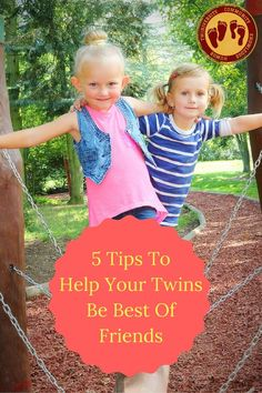 The twin bond is something that is most special. Read what tips these adult identical twin sisters give to parents to help their twins be best of friends.