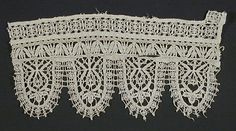 Fragment of Border | LACMA Collections