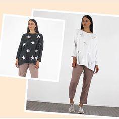 Cozy star sweatshirts #newin #jumpers x