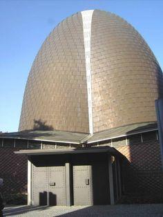 St. Rochus Düsseldorf in Düsseldorf, Architektur - baukunst-nrw