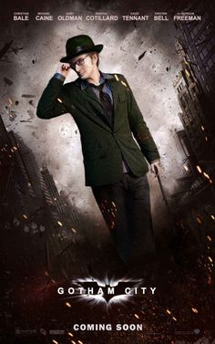 David Tennant as The Riddler | 24 Superhero Fan Casting Dreams That Will Probably Never Come True