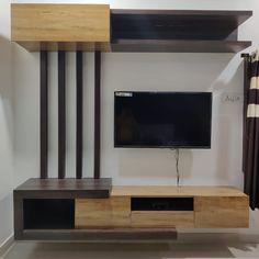 Tv Unit Furniture Design, Tv Unit Interior Design, Interior Ceiling Design, House Ceiling Design, Bedroom False Ceiling Design, Bedroom Furniture Design, Modern Tv Unit Designs, Modern Tv Wall Units, Living Room Tv Unit Designs