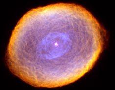 IC 418 Nebulosa del Espirógrafo