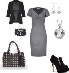 Dangerous and Sophisticated, created by chantelles69 on Polyvore
