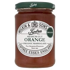 Tiptree Organic Orange Marmalade (340g) - http://goodvibeorganics.com/tiptree-organic-orange-marmalade-340g/
