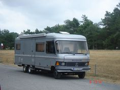 Hymer S750 - would love to add one of these to our fleet :-)