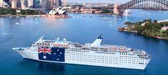 Pacific Sun - P Cruises: retired