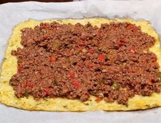 Meatloaf, Recipies, Food And Drink, Desserts, Recipes, Tailgate Desserts, Meat Loaf, Rezepte, Dessert