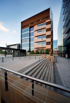 Parramatta Trial Court by Lyons Architecture