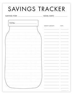 Journal Template, Planner Template, Printable Budget Planner, Free Budget Planner, Printable Budget Sheets, Budget Spreadsheet, Savings Planner, Calendar Printable, Financial Planner