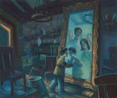 """The Mirror of Erised"" 