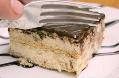 Einfaches Pudding Tiramisu