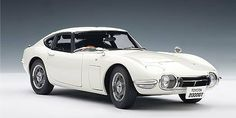Toyota 2000 GT Coupe Upgraded White (Part: 78747) Autoart 1:18 Diecast Model Car by AUTOart. $119.99. Autoart Die-Cast Model Cars are high quality product made detail and good for collection or gift.