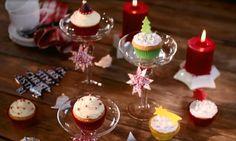 Grâce à la préparation pour cupcakes de Dr. Oetker, ces cupcakes sont faciles et rapides à préparer.
