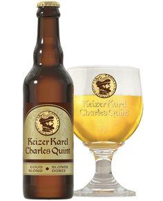 Charles Quint blond - Brouwerij Haacht, Boortmeerbeek, België - Beoordeling GGOB 6,3. Eigen beoordeling: 5,5