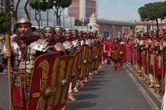 Rome - Parade