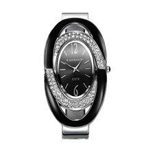 Top de Luxo Strass Pulseira de Relógio De Prata Mulheres Relógios saat Relógios Relógio das Mulheres de Aço Completa relogio feminino reloj mujer(China (Mainland))