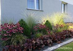 p - Backyard Garden Inspiration Landscape Design Plans, Landscape Edging, Landscape Art, House Landscape, Landscape Paintings, Landscape Photography, Small Front Gardens, Small Garden In Front Of House, Garden Care