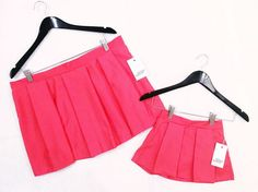 Mommy Daughter Matching Skirts by Cecilia Racicot | Mommy baby matching clothing | Oui C'est Chic | ouicestchic.com