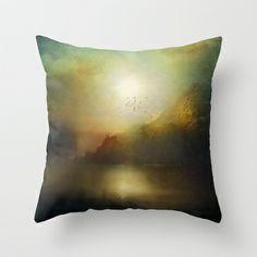 Thousand Island Park Throw Pillow by Viviana González - $20.00