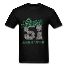 Area 51 Alien Tour