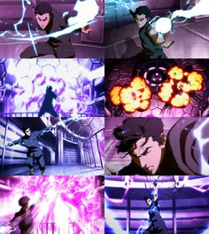 The Legend of Korra: Book 4 - Episode 13  Mako in all of his awesomeness