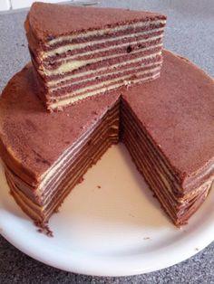 Spekkoek chocolade glutenvrij Een recept van AH met gluten omgezet naar glutenvrij.