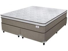 Cama Box Queen Size, Mattress, Bed, Furniture, Home Decor, Facebook, Upholstery, Animals, Beds