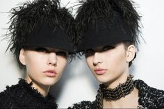 Lanvin - Paris Fashion Week - Otoño Invierno 2014/2015 - Fashion Backstage