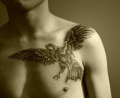 28 Amazing Raven Tattoos (17)