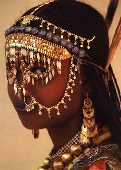 Afar women of Eritrea