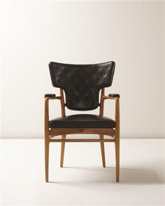 Erik Gunnar Asplund, Armchair from the Göteborg Law Courts, c1934-37.