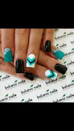 Nail design!! summer nail art!! Nail art! Creative nail art!
