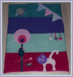 """Résultat de recherche d'images pour """"patchwork tapis d'éveil"""""""